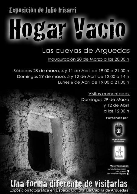 Cartel  Expo Hogar Vacio (mediano)